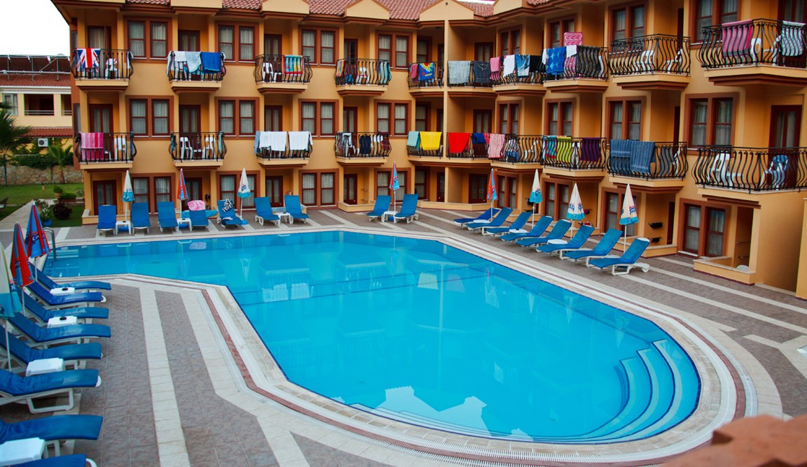 Photo of a hotel