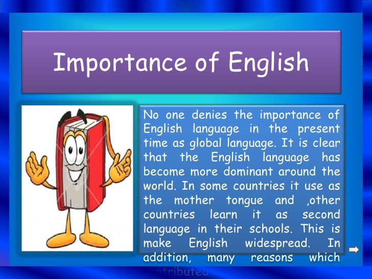 English In Italian: The Importance Of English In Professional Life In India