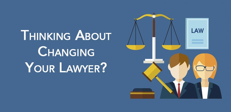 Procedure to Change Your Lawyer In the Middle of a Case