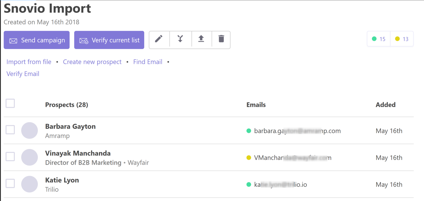 How to get emails for your 2nd and 3rd connections in LinkedIn