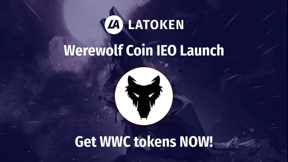 Werewolf Coin IEO on LATOKEN