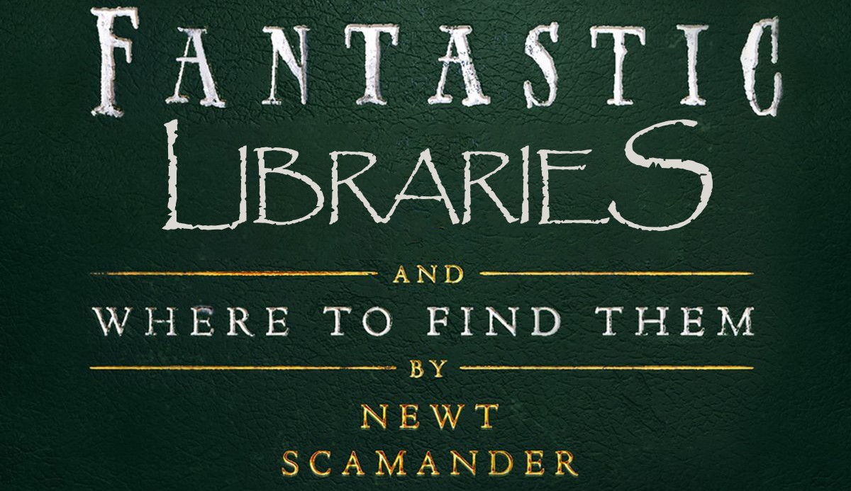 Fantastic libraries and where to find them