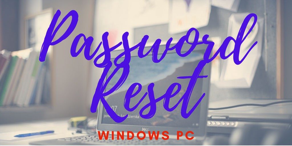 This image is purely related to password reset with USB Flash Drive in Windows 10 operating system.