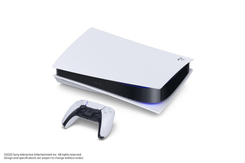 PlayStation 5 and the DualSense controller