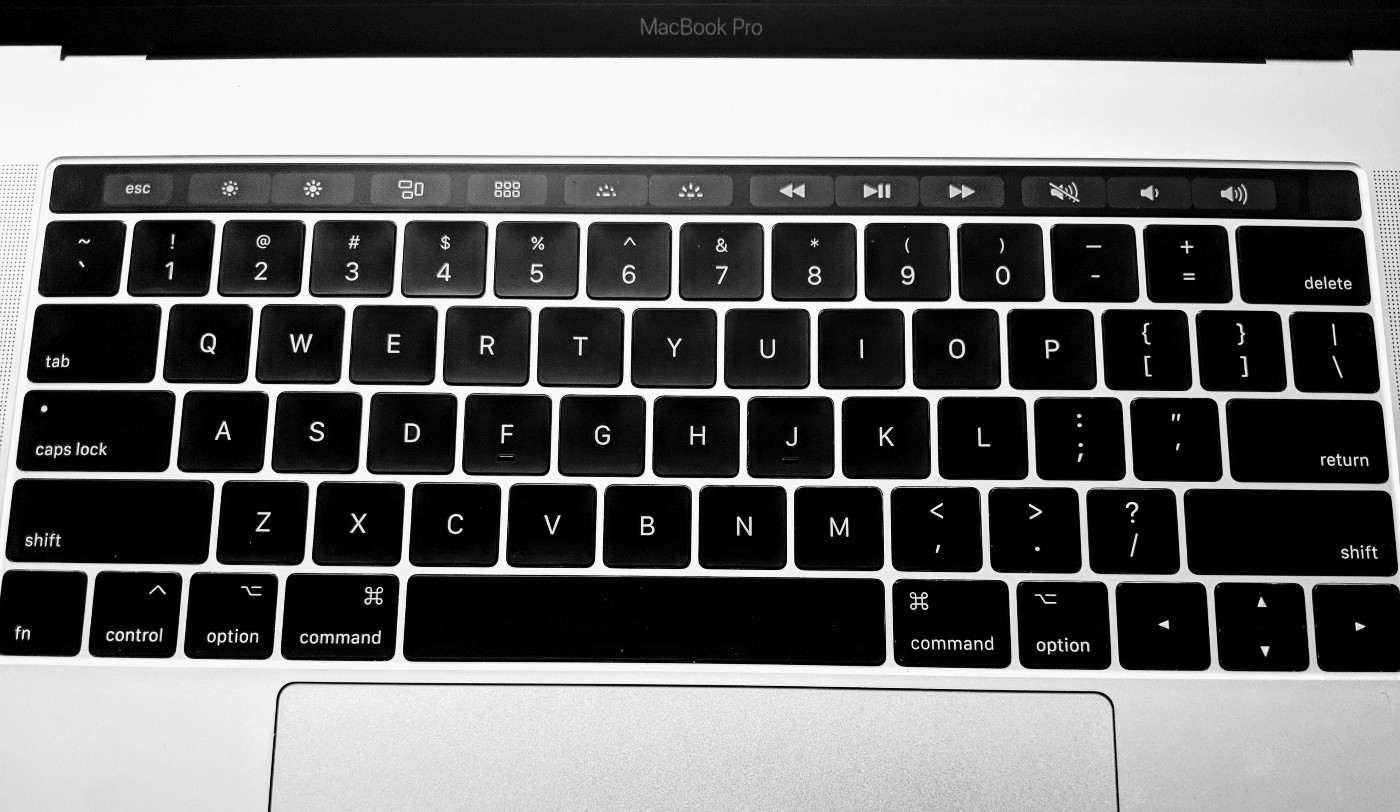How to make the Touch Bar slightly more tolerable - Scott Vinkle