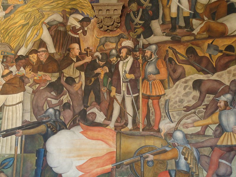 How Spain's Encomienda System led to great horrors in the colonial Americas