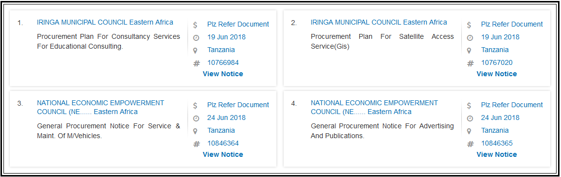 5 Essential Sections of a Tender Document - Bid Detail - Medium