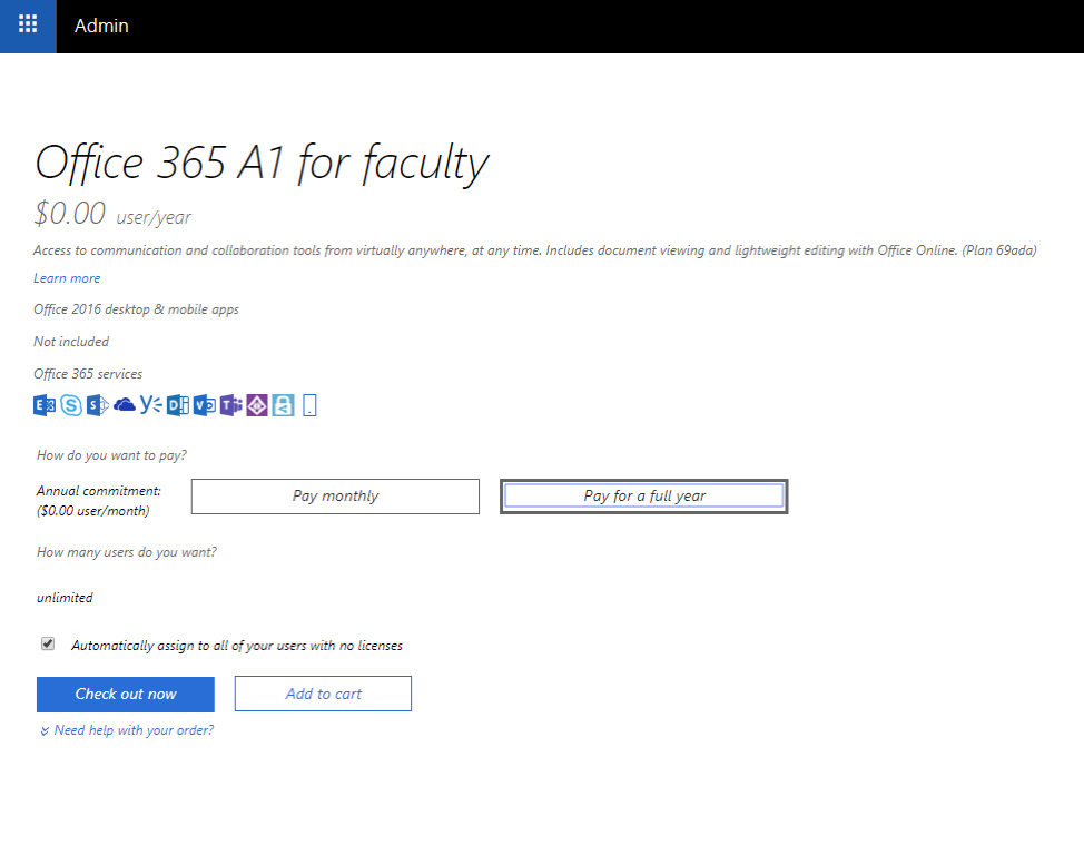 How To Get Microsoft Office 365 For Your School For Free (Part 3 of 3)