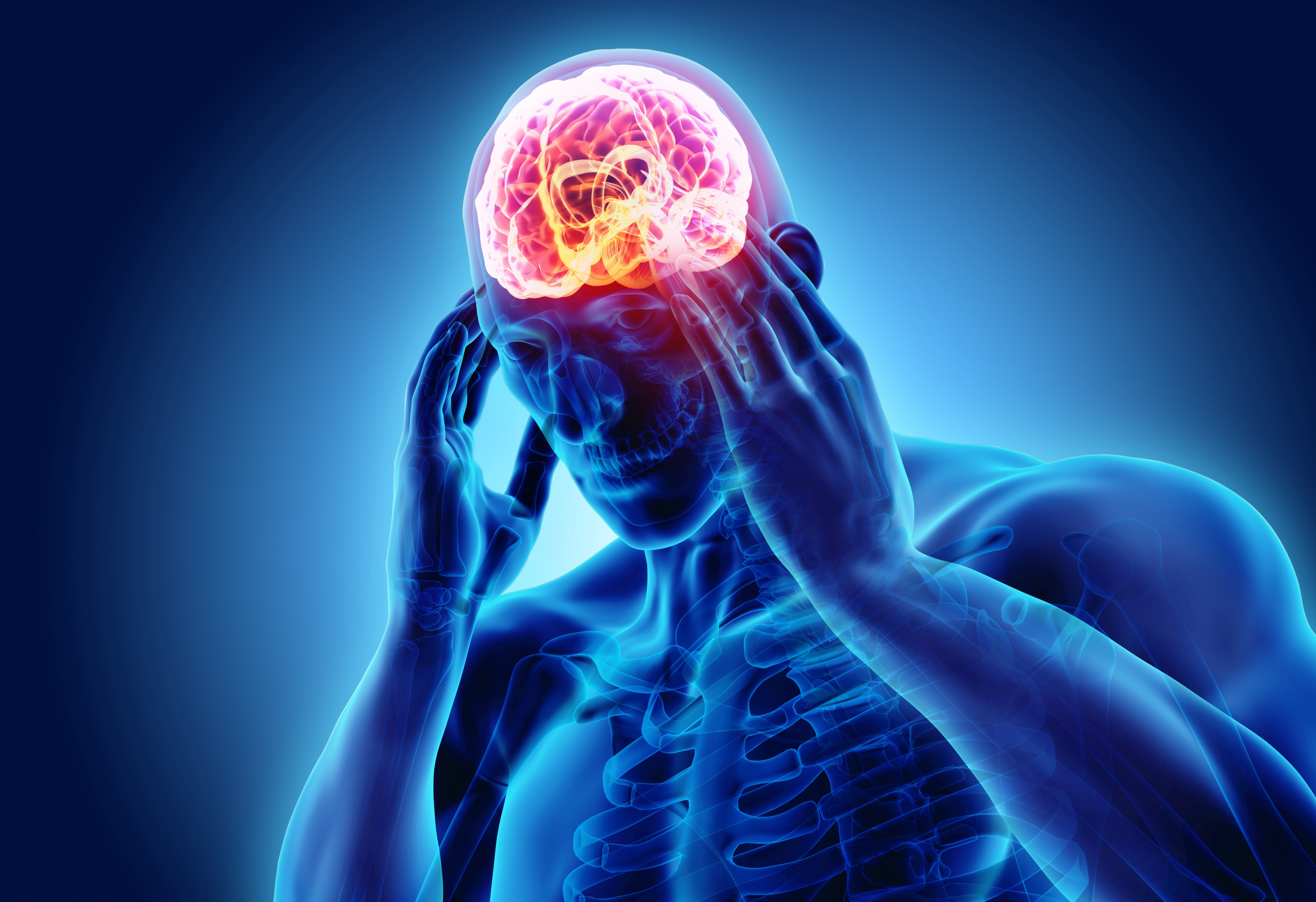 A Writer's Brain Pain - The Writing Cooperative