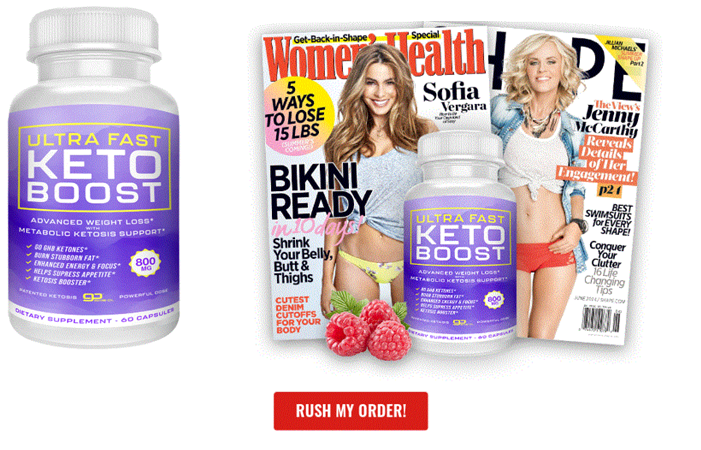 Ultra Fast Keto Boost has amazing results