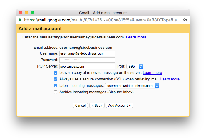 Free, branded email for your side business - Markus - Medium