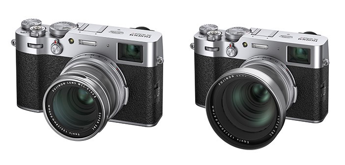 Fujifilm X100V Lens Attachments