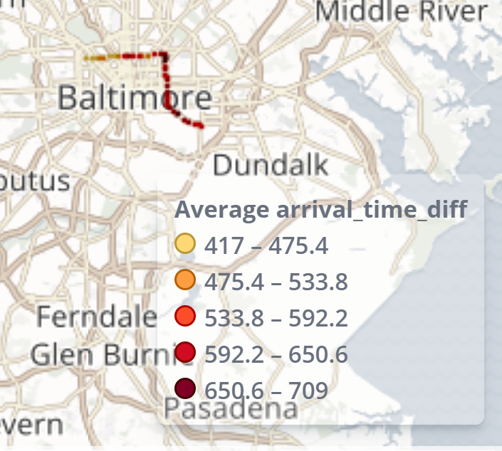 How we made a website to track our bus system in 36 hours