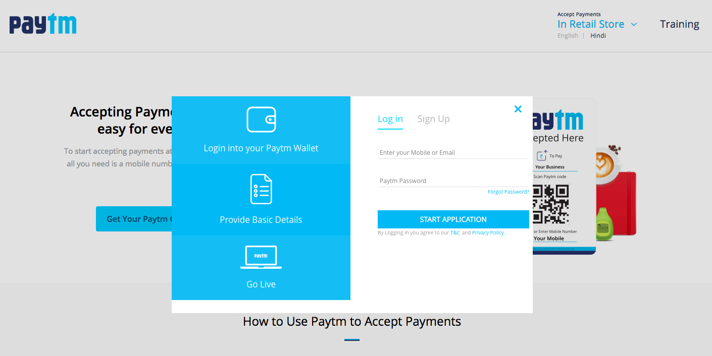 Now Accept Payments through Paytm at 0% Fee - Paytm Blog