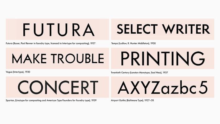 how futura became the most ripped off typeface in history by fast company fast company medium how futura became the most ripped off
