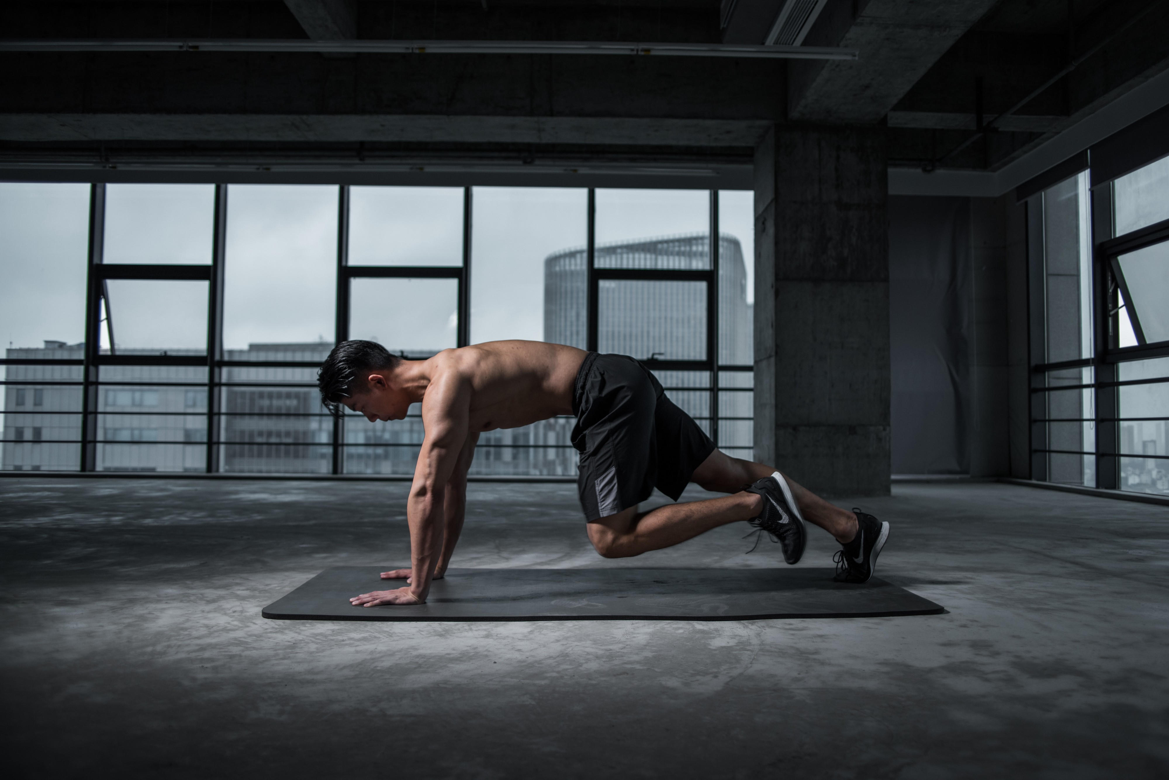 A Full Body Workout You Can Do Anywhere | by Zack Harris | Noteworthy - The  Journal Blog