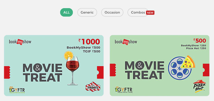 From Cash-on-delivery to UPI - We Are BookMyShow