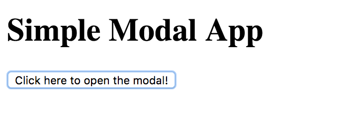 Simple Modals in Ruby on Rails with Micromodal js - Jason