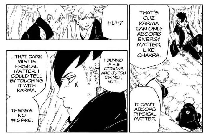 Boruto Chapter 41 Review Following The Lackluster Chapter 40 Of By Jhastine Medium Chapter 41 28 oct 2020. boruto chapter 41 review following the