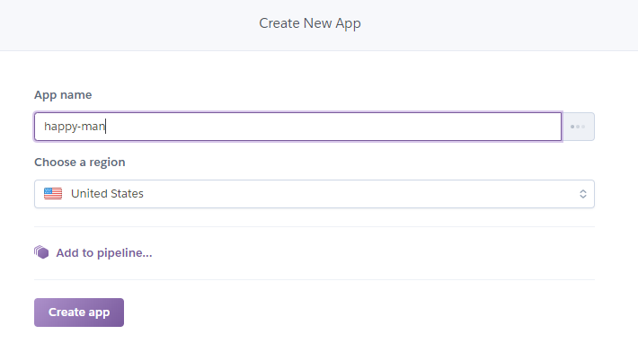 In the cloud- Heroku to Alpaca from start to finish