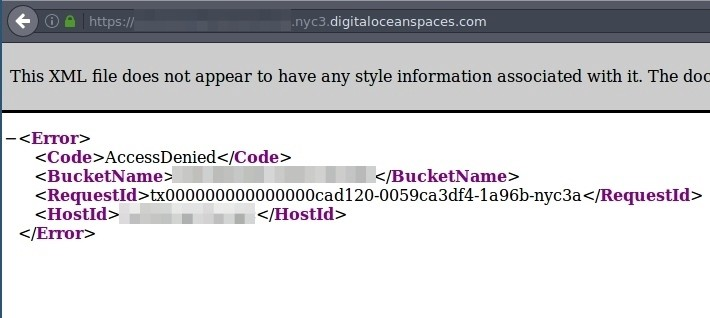 Hunting publicly accessible DigitalOcean Spaces for Pentesters
