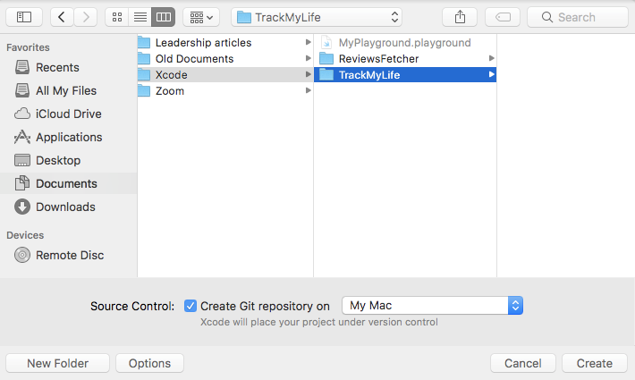 Part 1: Add git to Your New Xcode Project - Code Like A Girl