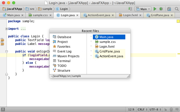 Top 20 Navigation Features in IntelliJ IDEA - Andrey