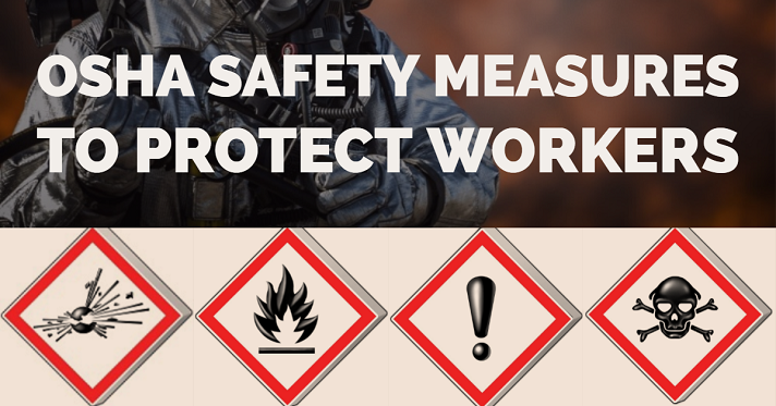 OHSA SAFETY MEASURES TO PROTECT WORKERS COVER