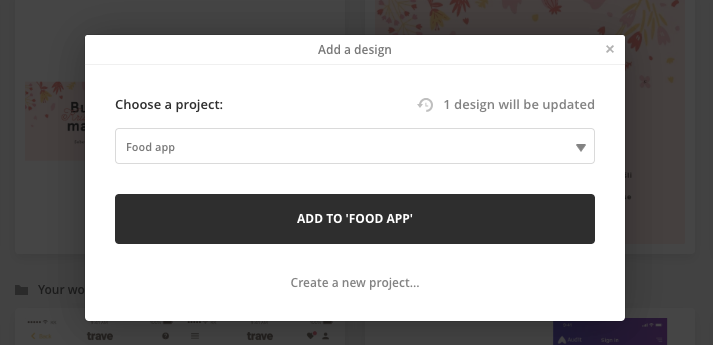 Introducing a new integration to import Figma design frames