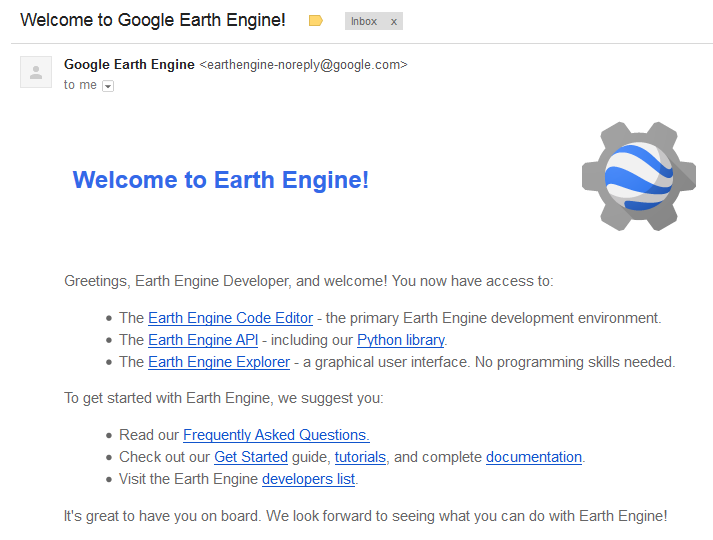 Getting started with Google Earth Engine - Hakim - Medium