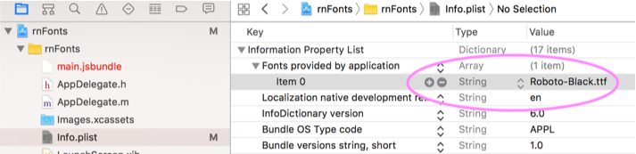 How to add and remove custom fonts in React Native - Daniel