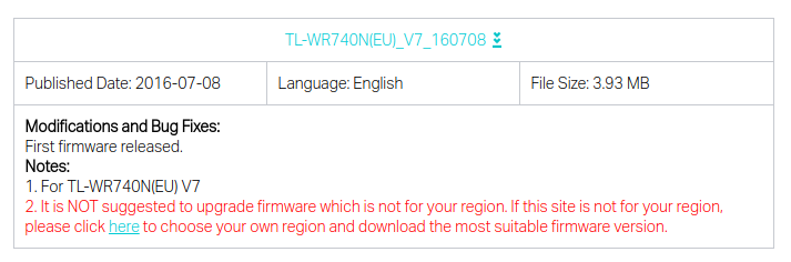Getting root password from firmware image ( TP-Link WR740n