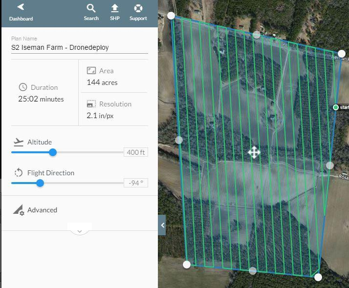 How to Map Large Areas - DroneDeploy's Blog