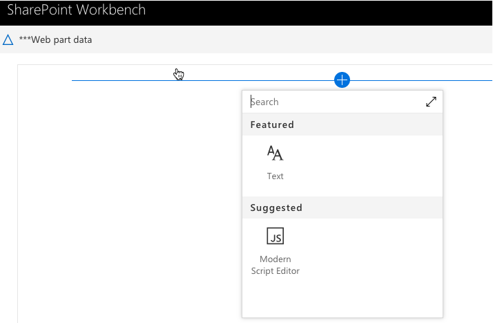 Add The Script Editor Webpart back to SharePoint Modern