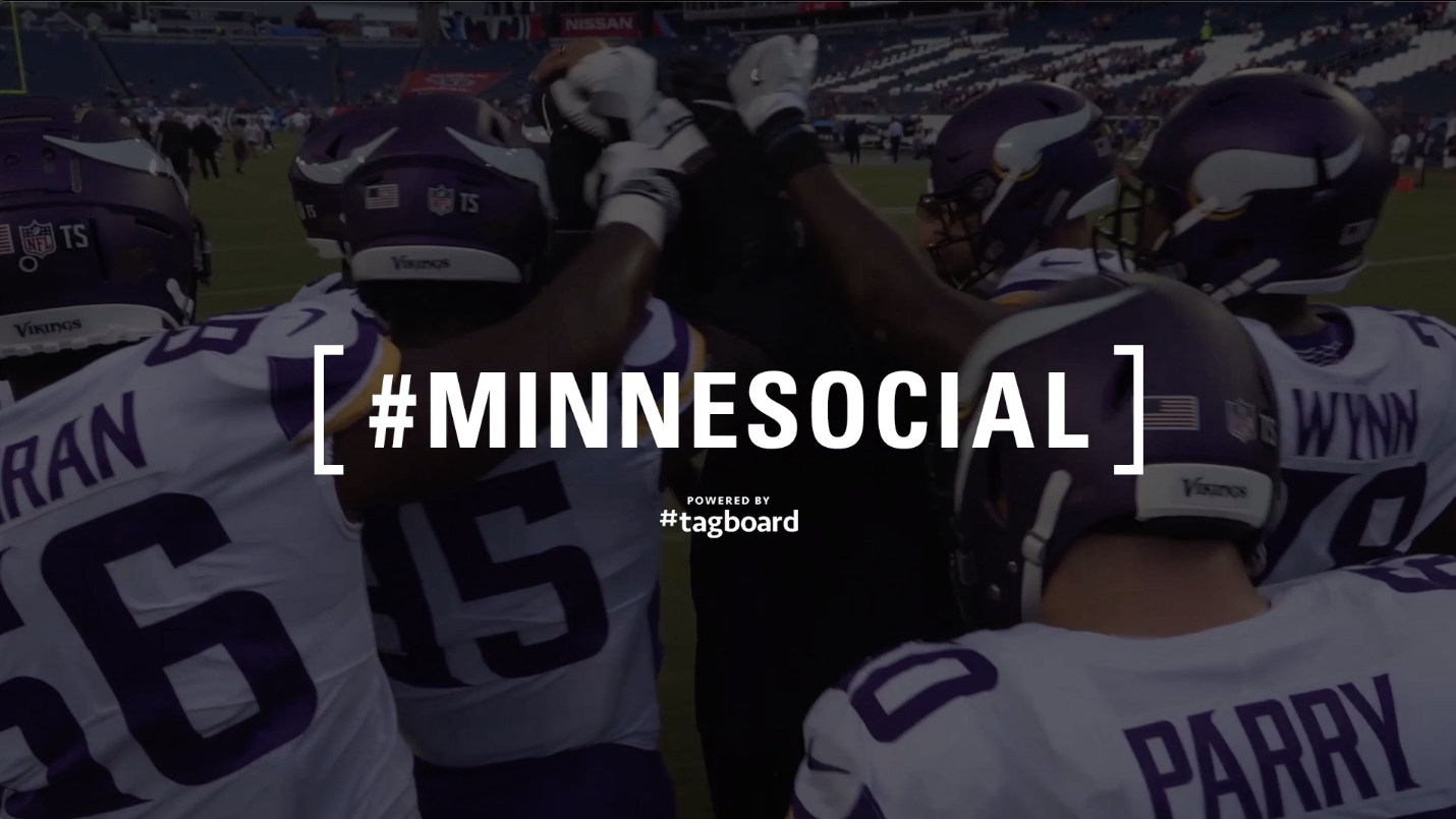 Getting #Minnesocial with the Vikings: How to Transform Your Broadcast into an Interactive Conversation