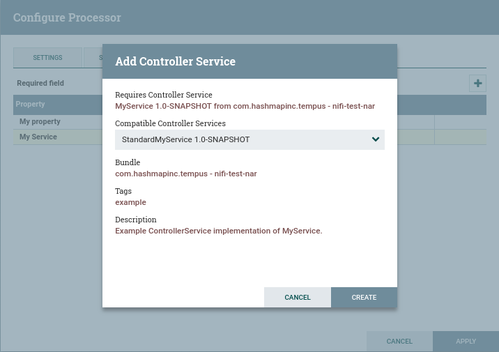 Creating Custom Processors and Controllers in Apache NiFi