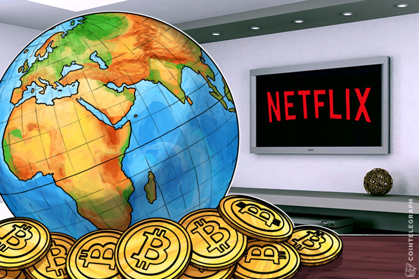Netflix could be next to invest in Bitcoin, and Amazon accept BTC as  payment | by Lukas Wiesflecker | Mar, 2021 | Medium