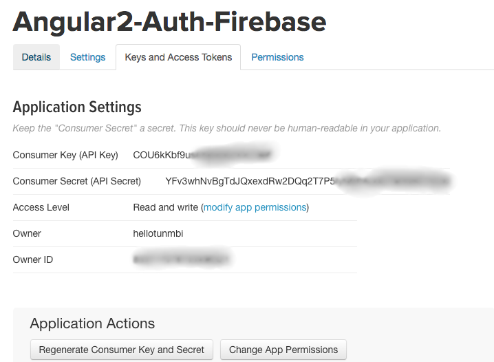 Complete Step by Step Firebase Authentication in Angular 2