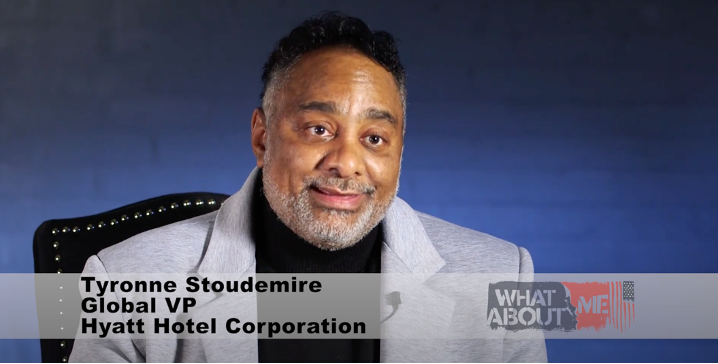 Tyronne Stoudemire — Global DEI Thought Leader — Hyatt Hotels