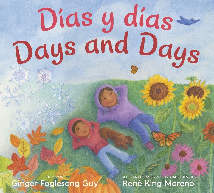 días y días days and days by ginger fogelsong guy