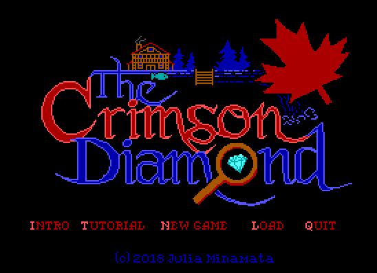 The Crimson Diamond: Bringing the 80s to life - Stephen
