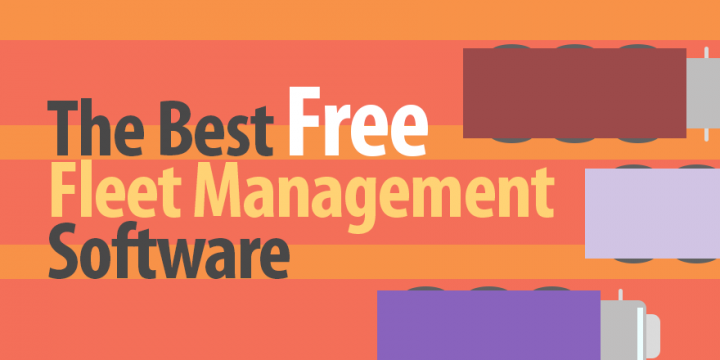 The 6 Best Free and Open Source Fleet Management Software