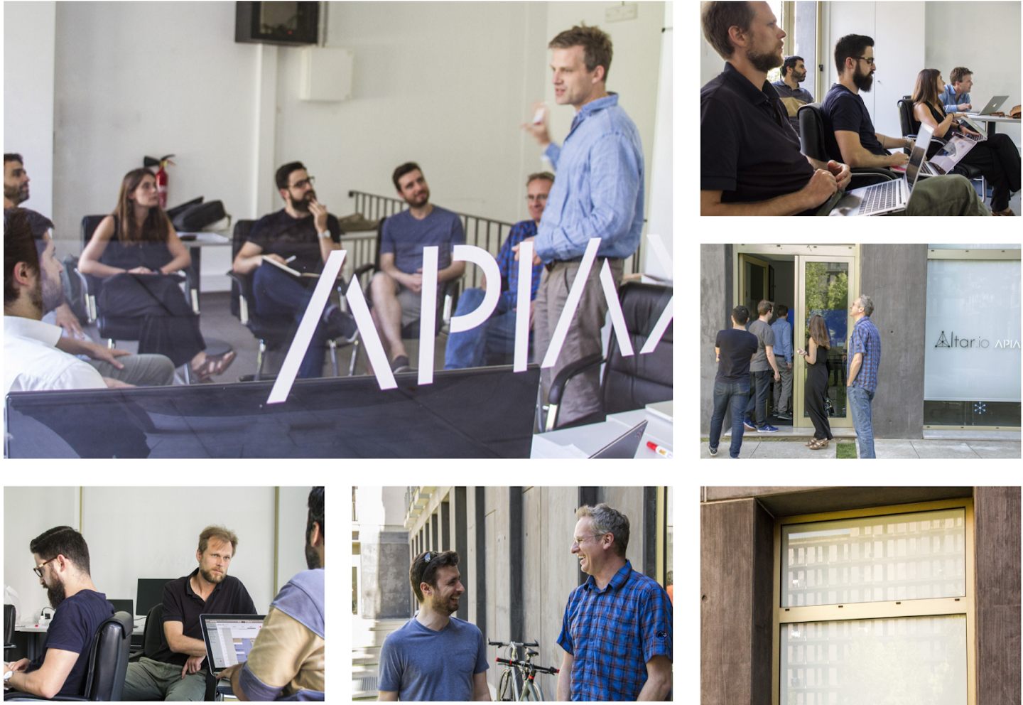 Apiax build a startup in Lisbon with Altar.io