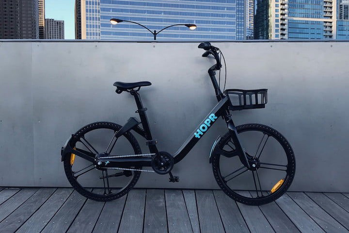 Bring Your Own Battery: The Future of Bikeshare? - Asher M
