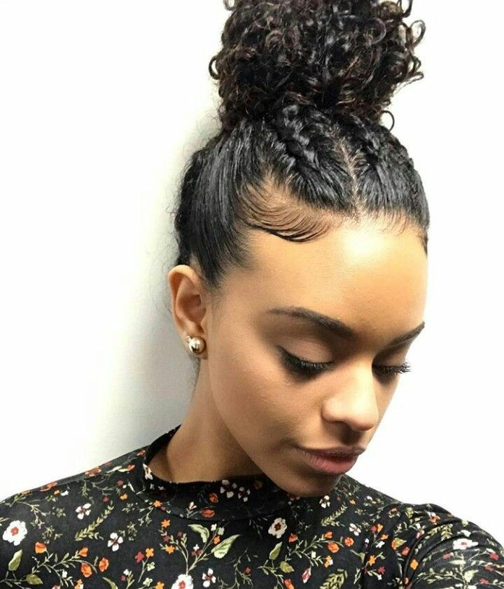 7 Great Black Braided Hairstyles For 2018 By Americanoize Medium