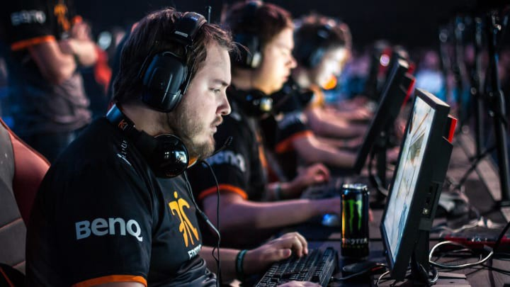 CS:GO Fnatic Flusha