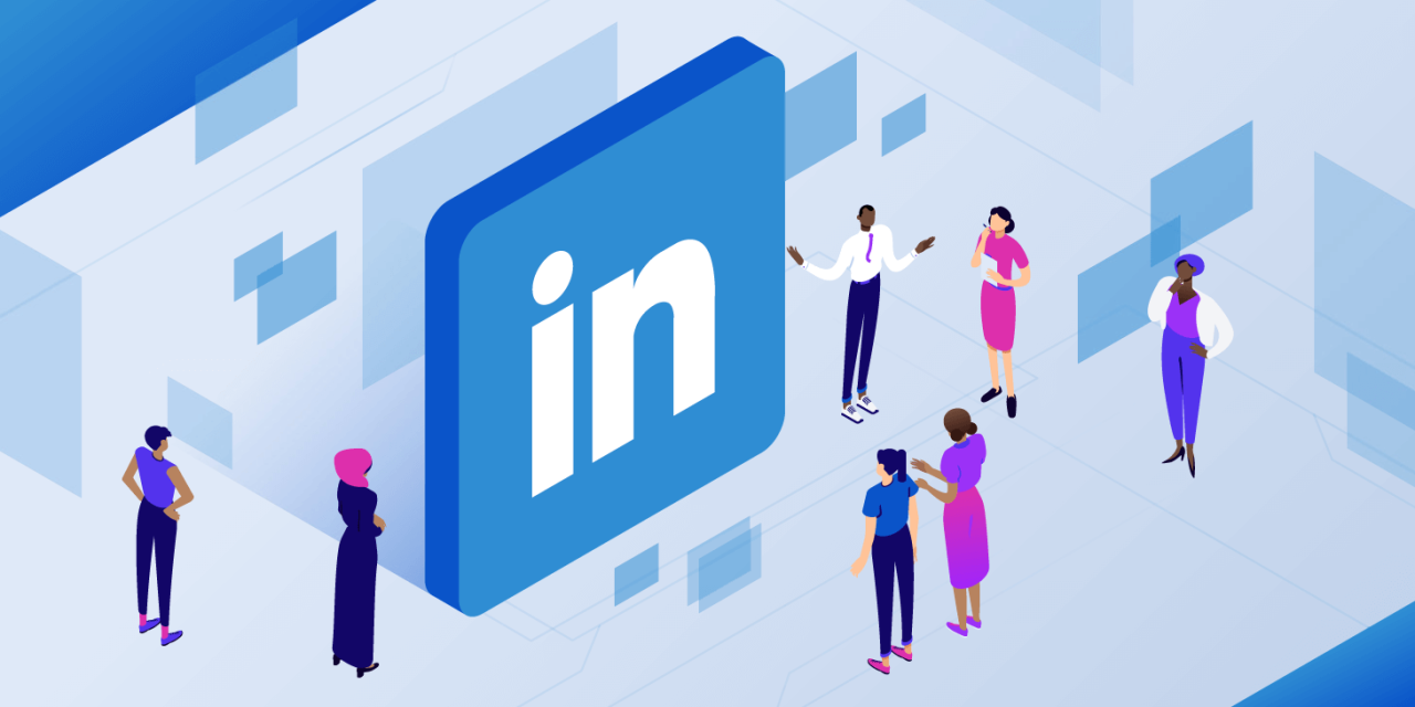 LinkedIn hashtags will help you to be more visible on LinkedIn