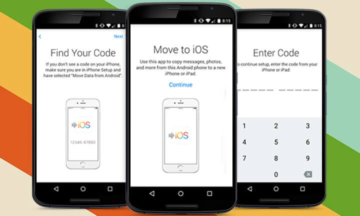 "App Intro: Apple's ""Move to iOS"" App For Android - Chip"