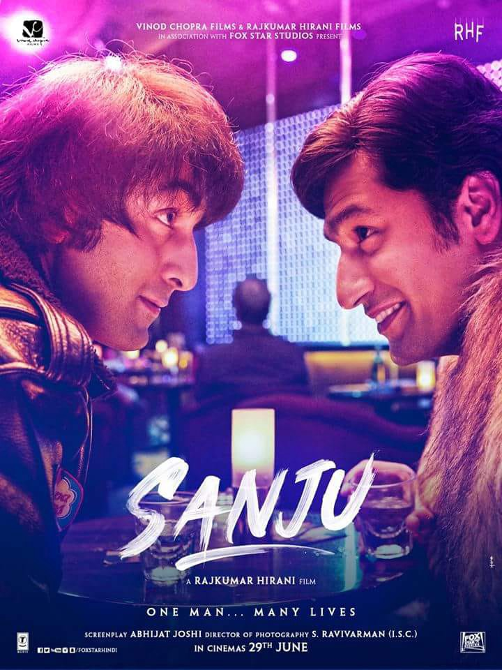 8 DIFFERENT PHASES AND POSTERS OF SANJU! - Khyati Sonagela