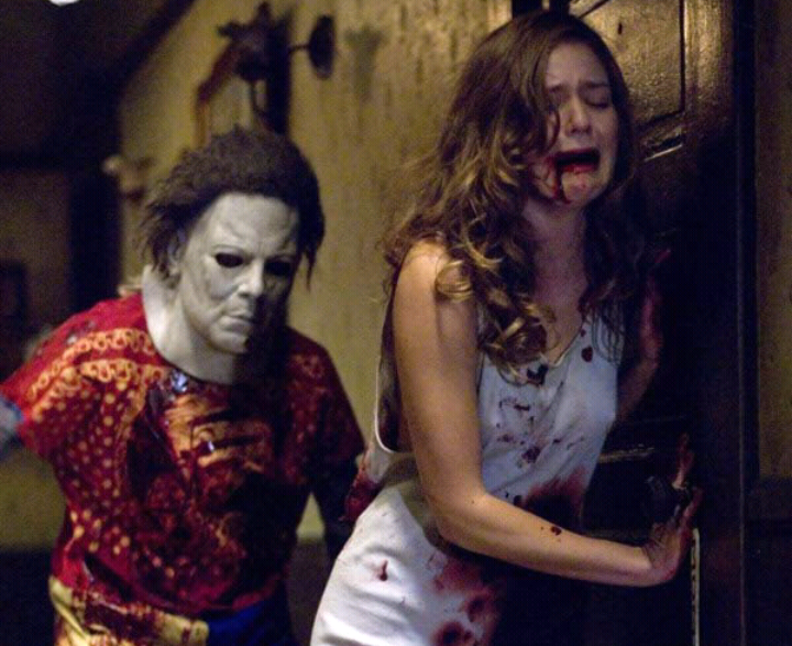 Halloween 2007 Hanna R Hall.Halloween 2007 Movie Review John Argote Rodriguez Medium